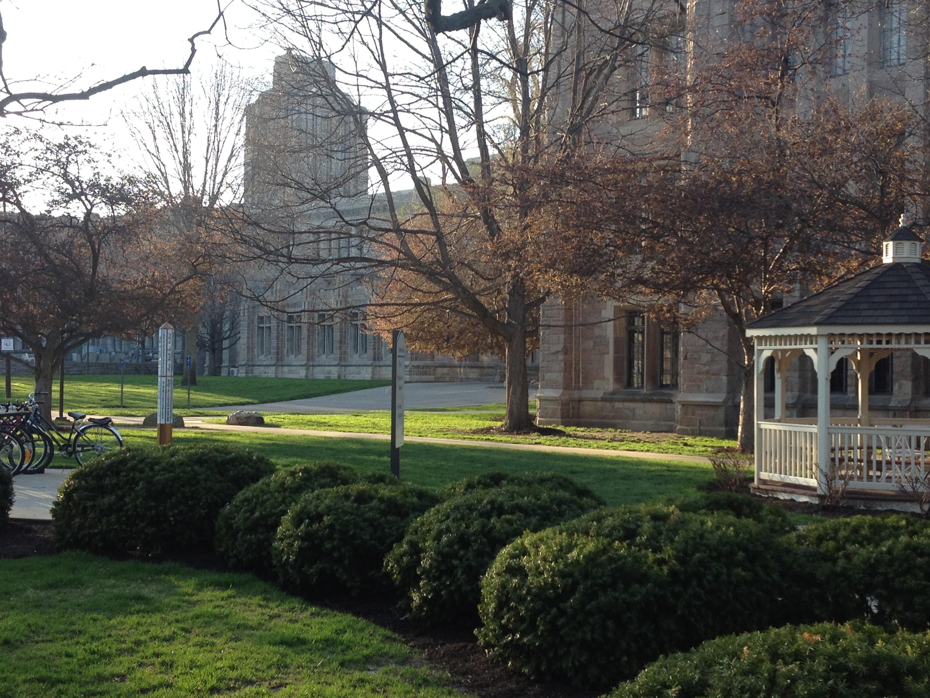 Bringing Civic Education Back to Campus